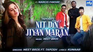 Nit Din Jiyan Maran Lyrics in English