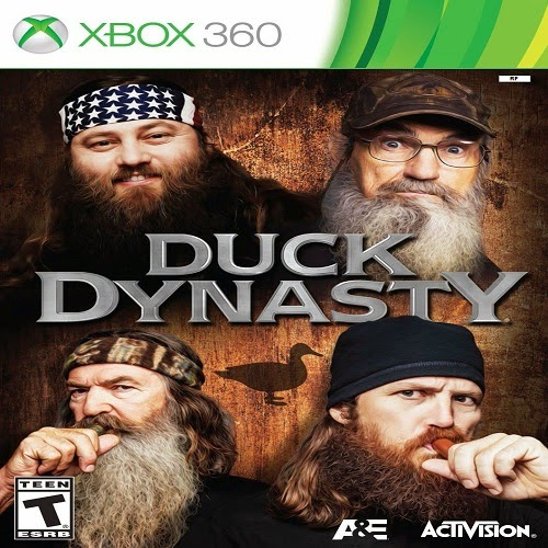 Duck Dynasty Game PC Download