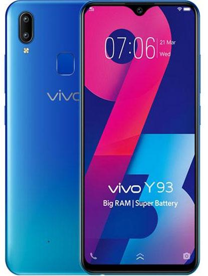 Spesifikasi dan Harag Terbaru Vivo Y93