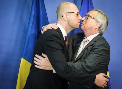 Чоловічі поцілунки