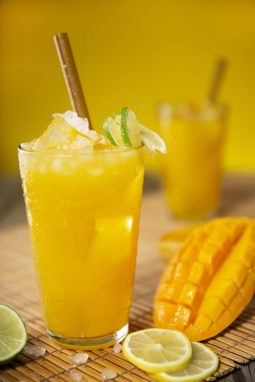 Fresh Mango Juice | Live Cooking Show