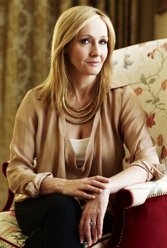 J. K. Rowling (July 31st, 1965)
