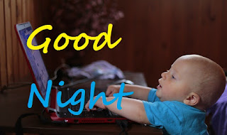 good night cute baby images hd