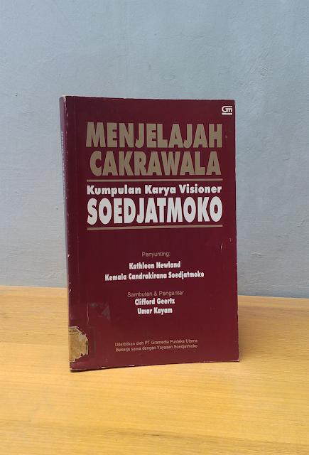 MENJELAJAH CAKRAWALA, Kathleen Newland, Kemala Candrakirana Soedjatmoko