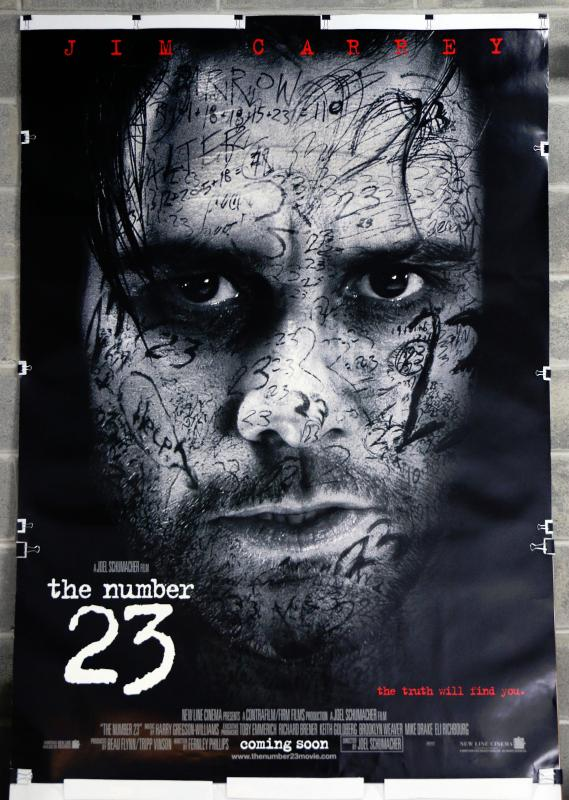 The Number 23 2007 Dual Audio Hindi 300MB BluRay 480p
