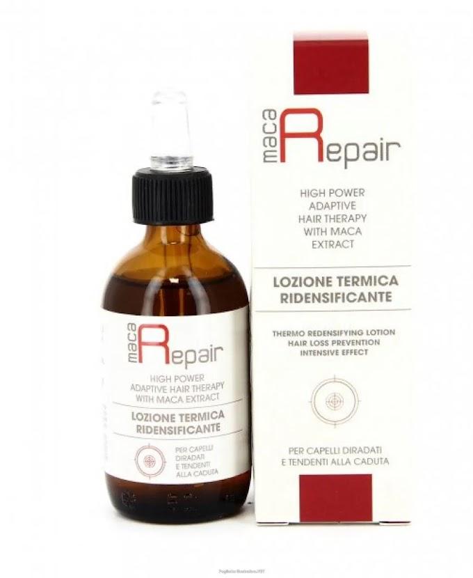 Λοσιόν επανόρθωσης της τρίχας, για αραιά μαλλιά – MACA REPAIR 50ml