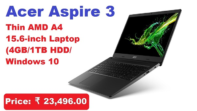Acer Aspire 3 Price in India   Acer Aspire 3 Laptop Price in India 2020