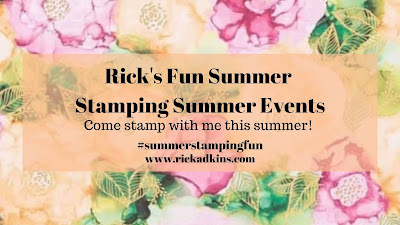 Learn all the details for my three month long Fun Summer Stamping Promotion!  Click here to read all about it!
