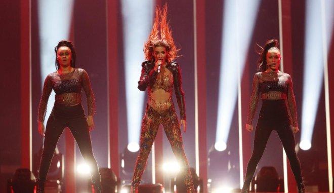 Eurovision: Η Φουρέιρα έσπασε τα γραφεία στοιχημάτων και μπήκε στη δεκάδα