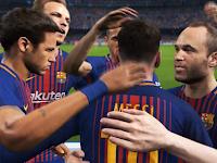 PES 2018 Gameplay Mod R6 dari InMortal ProEvo