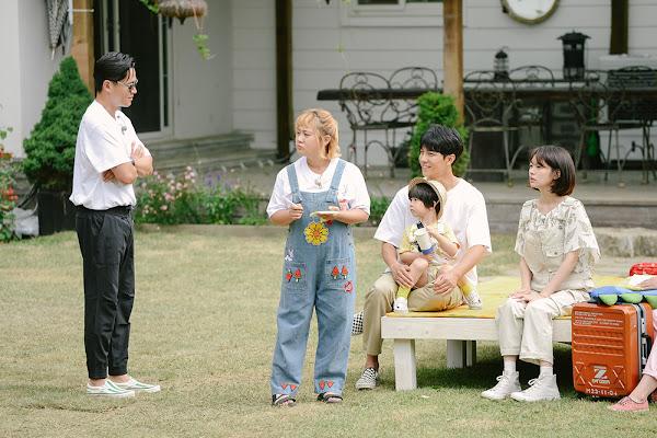 《小森林》四位主持人與萌娃初見面