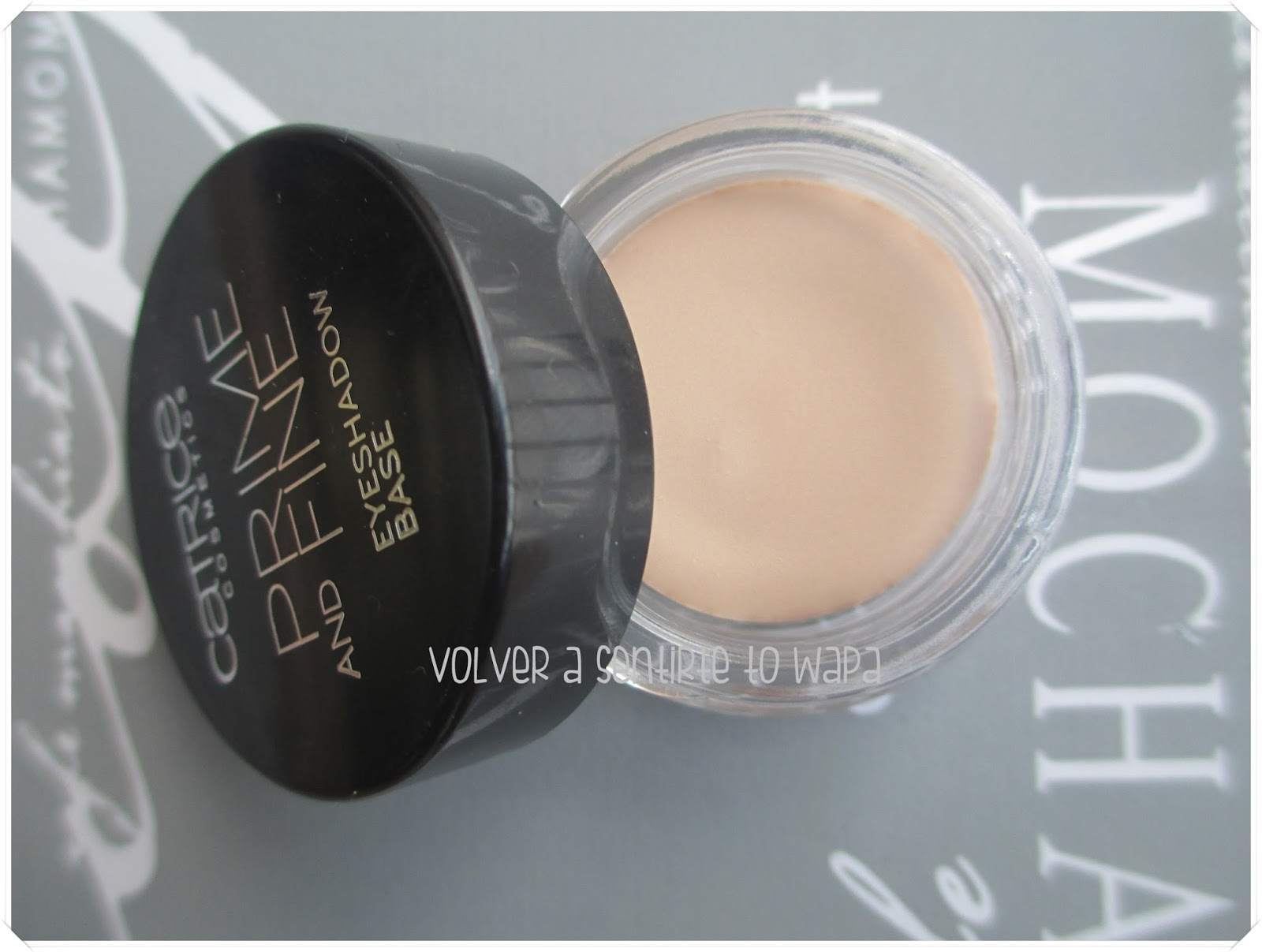 Base de Ojos Prime and Fine de Catrice