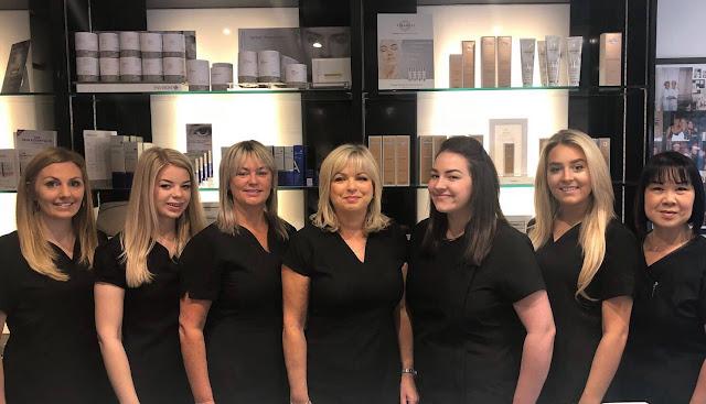 Cheadle Beauty Salon Staff Photo