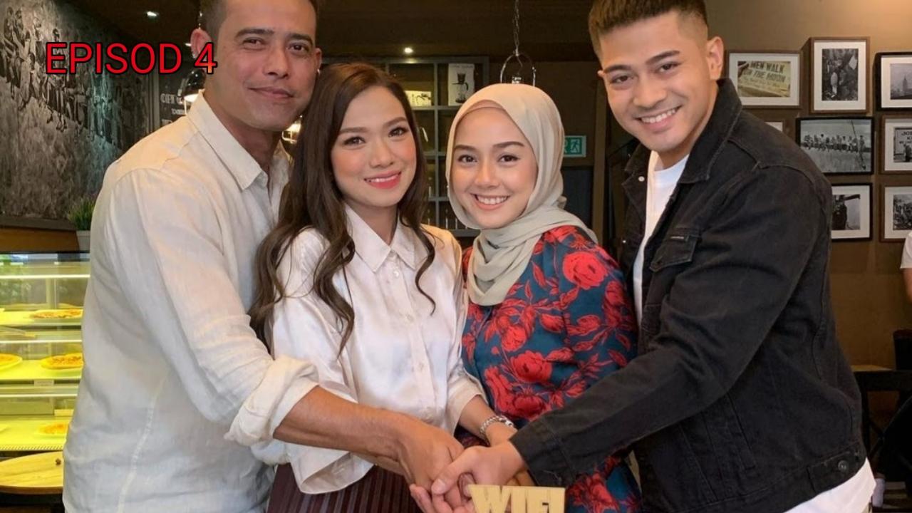 Tonton Drama Wifi Sebelah Rumah Episod 4 (Akasia TV3)