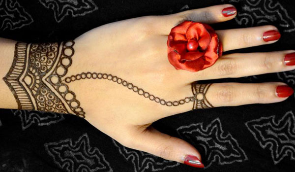 Mehndi Designs Learning Hands : 20 simple mehndi designs for beginners bling sparkle