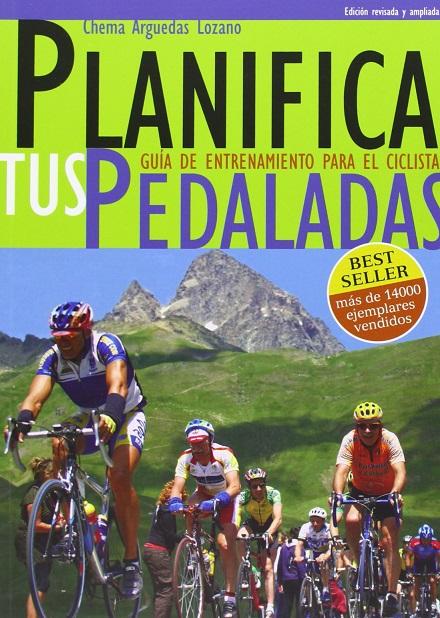 Portada libro Planifica tus pedaladas