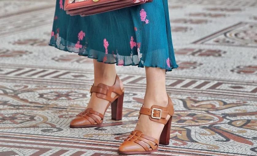 4 Tendências de Sapatos para a Primavera