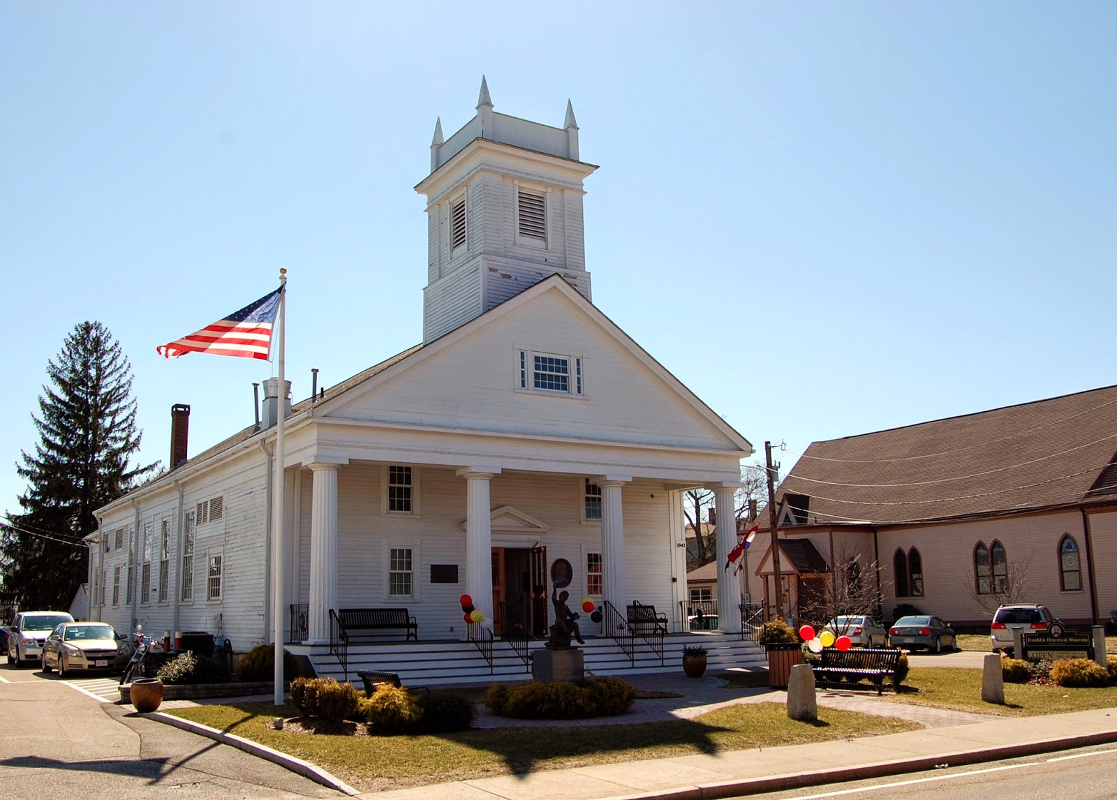 Franklin Historical Museum