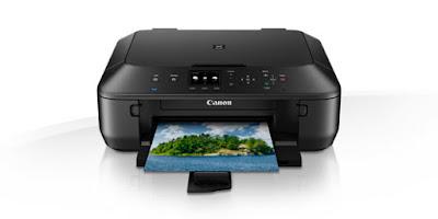 Canon MG5550 Télécharger Pilote Pour Windows et Mac