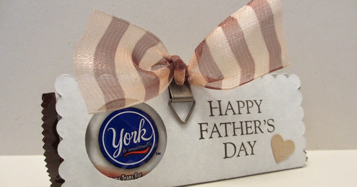 Sincerely, Babette: Father's Day Candy Wrapper