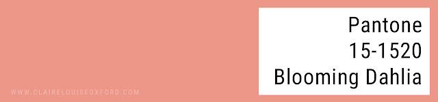 Colori Pantone 2018 Primavera - PANTONE 15-1520 Blooming Dahlia