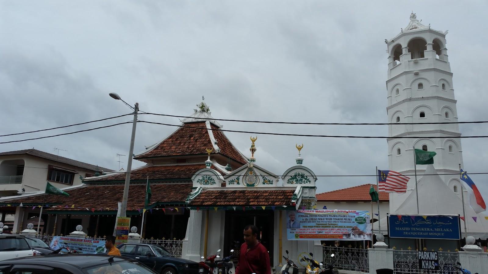 Masjid Tengkera / Tranquerah Mosque