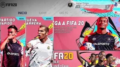 FIFA 14 Mod FIFA 20 900 MB Update 2020