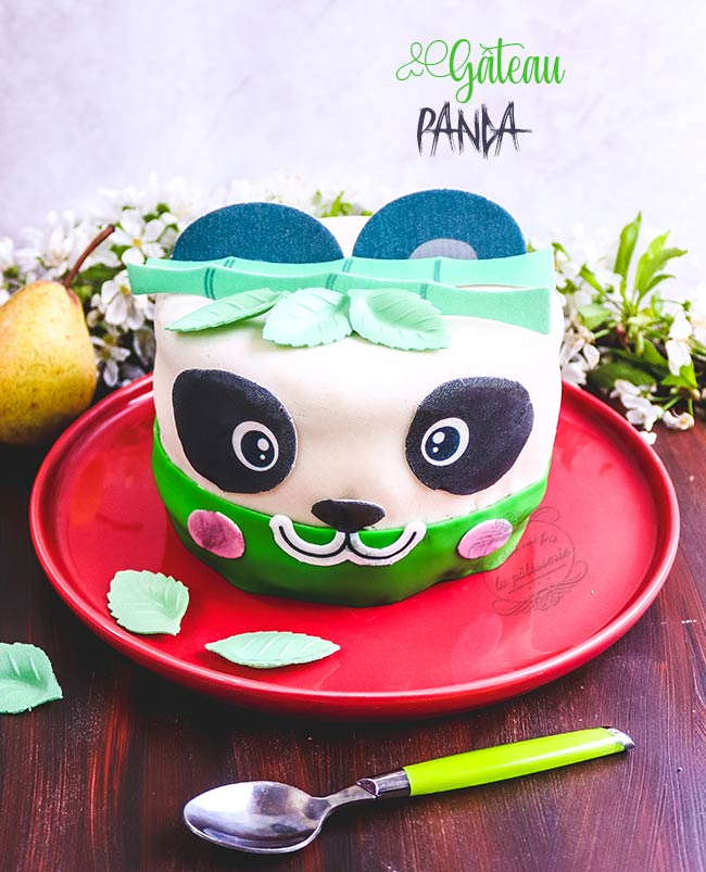 layer cake panda