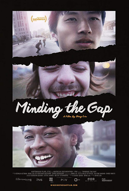 Minding the Gap 2018 movie poster