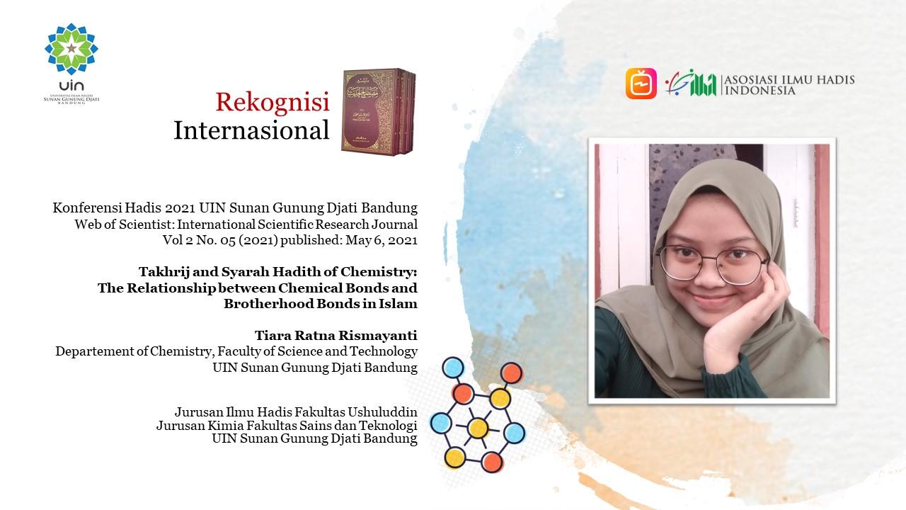 Hebat..!! Dua Artikel Mahasiswa UIN Bandung Terbit di International Scientific Research Journal