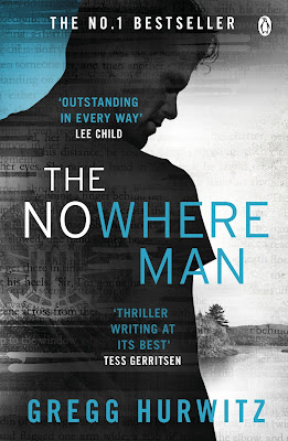 The Nowhere Man by Gregg Hurwitz Book Cover