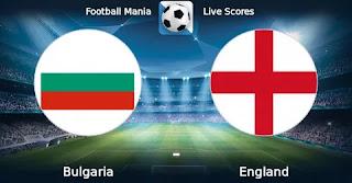 Англия – Болгария смотреть онлайн бесплатно 7 сентября 2019 прямая трансляция в 19:00 МСК.