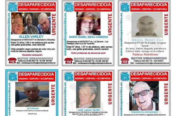 Las Palmas de Gran Canaria en alto riesgo de desaparecidos
