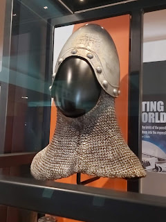 Original prop for the Holy Grail