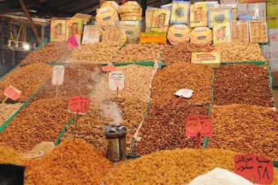 أسعار ياميش وشنط رمضان