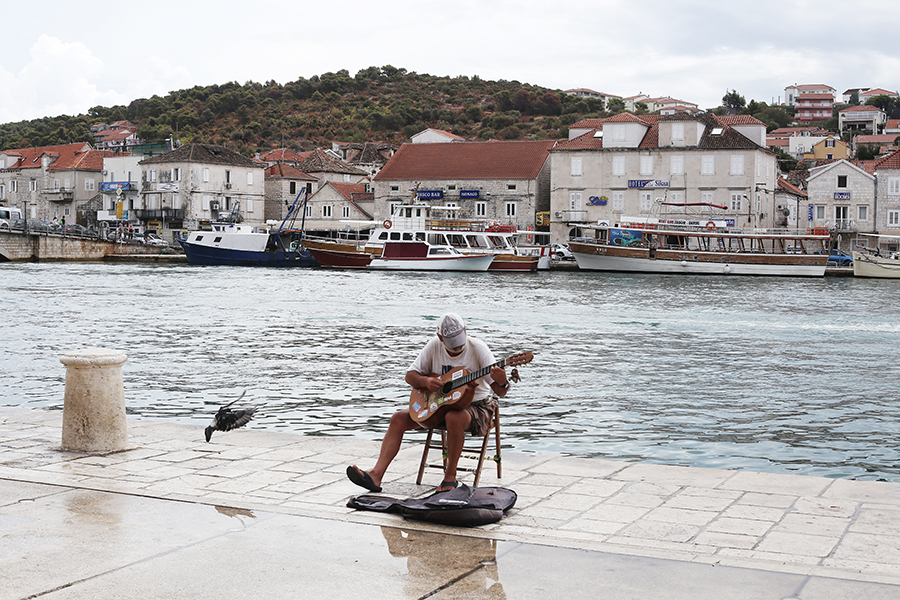 20 Days, 20 Cities, 6 Countries - Part 6: Trogir, Croatia and Kotor, Montenegro