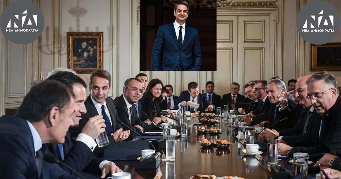Νίκος Καρδούλας: Έξι μήνες προσφοράς και αξιοπιστίας της Κυβέρνησης ΝΔ