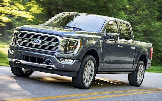 Ford abre pregão da NYSE hoje estreando F-150 e Bronco