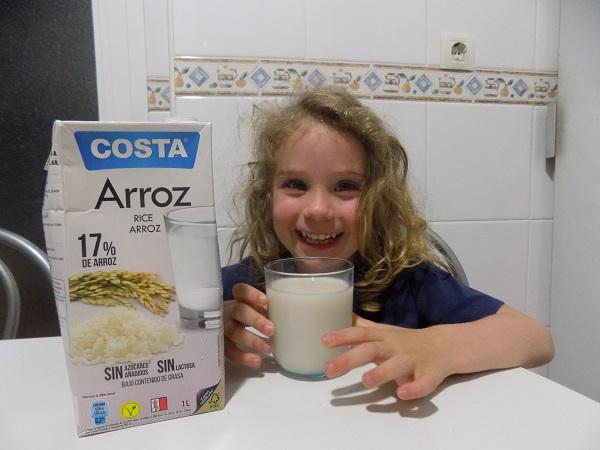 Bebida de arroz Costa