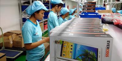 Lowongan Kerja Terbaru Tersedia 3 Posisi PT Evercoss Technology Indonesia Menerima Karyawan Baru Penerimaan Seluruh Indonesia