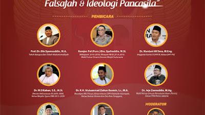 PP LIDMI Akan Hadirkan Tokoh dan Cendekiawan Bangsa dalam Simposium Nasional Pancasila
