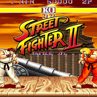 لعبة قتال شارع