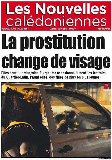 tel prostituées