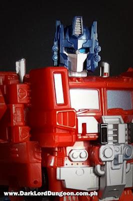 Takara LG-35 Optimus Prime