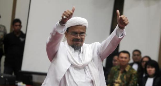 Habib Rizieq dari Arab Saudi: Pilihannya Ada di Hadapan Pemerintah, Rekonsiliasi atau Revolusi