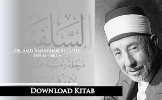 Download Kitab Karya Dr. Said Ramadhan al-Buthi