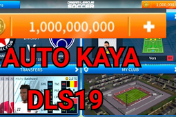 2 Cara Cheat Koin Dream League Soccer 2019 Tanpa Root