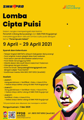 lomba puisi 2021