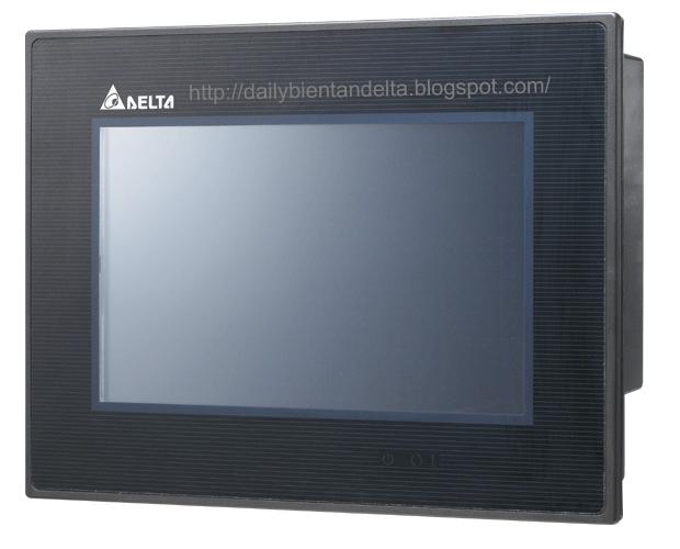 Nhà phân phối màn hình HMI Delta giá tốt nhất. Cung cấp HMI Delta 7 inch, hướng dẫn lập trình màn hình HMI Delta. Phần mềm lập trình DOP-B07E411