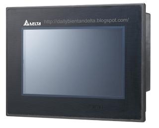 Nhà phân phối màn hình HMI Delta giá tốt nhất. Cung cấp HMI Delta 7 inch, hướng dẫn lập trình màn hình HMI Delta. Phần mềm lập trình DOP-B07S411